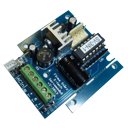 The Single Servo Module is a very small switching module to control a servo motor with JST or JR connection. Steering of the Single Servo Module is done by external buttons or alternatively directly in combination with a switching decoder.